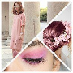 A cor maravilinda deste ano nos inspira da cabeça aos pés - amamos Rose Quartz 😍 #cliquefashionoficial #instafashion #rosequartz #tendencias #tendencias2016 #fashion #fashiontrends