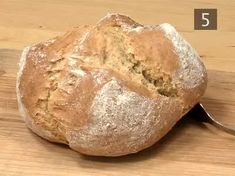 Ír sütőporos kenyér - A főzés tudománya Naan, Bread, Food, Brot, Essen, Baking, Meals, Breads, Buns