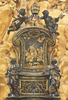 Versailles, Bernini Sculpture, Gian Lorenzo Bernini, Vatican City, Cool Furniture, Vintage Furniture, Sacred Art, Rome Italy, Pilgrimage