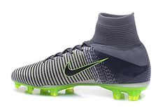 87837f4a67dd6 Ntfo0ts Generic Men s Mercurial Superfly V Fg Acc Waterproof Football Shoes  Soccer Boots