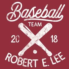 If you're looking for great spirit shirt ideas, check out this design featuring Robert E. Lee Baseball.