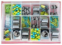 teacher-gift15.  Saw a 3 pack of these organizer bins at Home Depot the other day for 9.00!