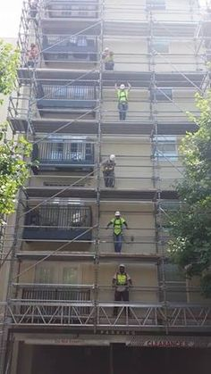 Scaffolding Scaffolding, Outdoor Structures, Architecture, Pictures, Arquitetura, Staging, Architecture Design