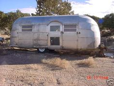 Curtis Wright 1948 Travel Trailer