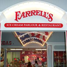 Farrell's-Remember the pig trouph?  Used to make my dad take me here all the time!