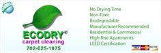 Best Las Vegas carpet cleaning company >> carpet cleaning Las Vegas --> http://ecodrylv.com