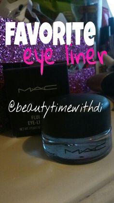 Follow me <3 instagram :) mi delineador favorito, my favorite eyeliner