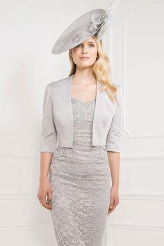Long dress and coat 6401