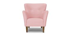 Happy Quartz Rose Armchair - Lounge Chairs - Article | Modern, Mid-Century and Scandinavian Furniture