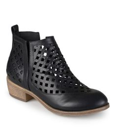 Love this Black Kat Bootie on #zulily! #zulilyfinds