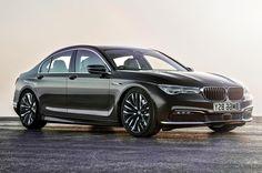 2017 BMW 5 Series will debut at 2016 Paris Motor Show