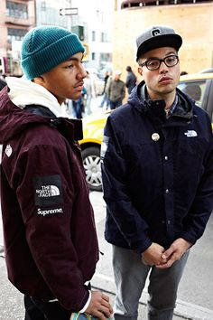 Supreme x The North Face 2012 Fall/Winter Collection | Hypebeast