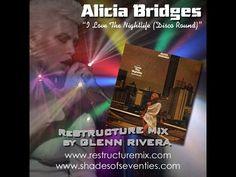 "REISSUE: ""I Love The Nightlife (Disco Round)"" - Glenn Rivera ReStructure..."