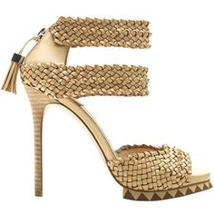 Woven shoes from Camilla Skovgaard added to the wishlist for this summer!