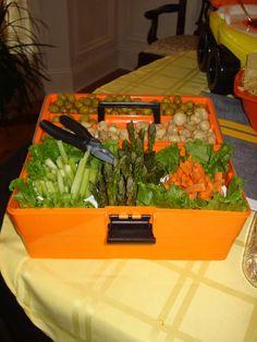Veggie tool box