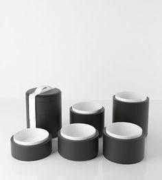 Mita Object Food Container Design/Bruno Marques