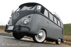 1961 Split-Window VW Bus for Sale~