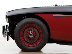1956 Austin-Healey 100 M 'Le Mans'   The Andrews Collection 2015   RM Sotheby's