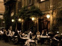 street dinning
