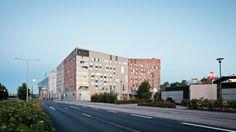 Helsingin Vanhalinna, Residential Building, Helsinki, Finland - LAHDELMA & MAHLAMÄKI ARCHITECTS
