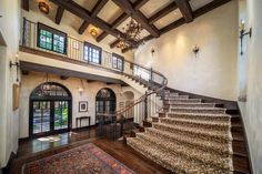 California Ranch with Resort-Style Amenities Going To Auction! | Top Ten Real Estate Deals Spanish Colonial Homes, Spanish House, King City, California Ranch, Indoor Outdoor Living, Resort Style, Property For Sale, Auction, Real Estate