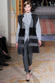 Fall 2011 Ready-to-Wear Antonio Berardi