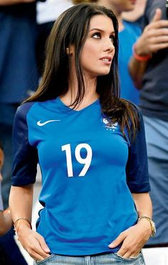 Girl Sexy France World Cup Football Hot Football Fans, Football Girls, Soccer Fans, Fans Sports, Local Girls, Sporty Girls, Sports Women, Dame, Fit Women