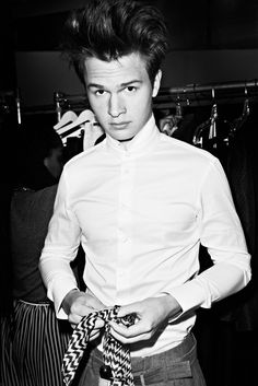 ansel elgort needs to stop.