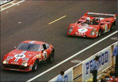 Real Racing, Sports Car Racing, Racing Team, Sport Cars, Race Cars, Auto Racing, Ferrari Racing, Ferrari Car, Nascar