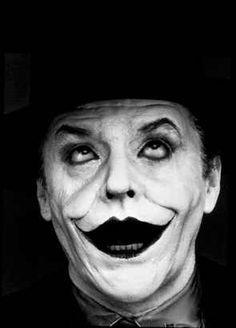"Jack Nicholson ""The Joker"" by Herb Ritts"