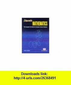 Discrete Mathematics (9788176566391) Vinay Kumar , ISBN-10: 817656639X  , ISBN-13: 978-8176566391 ,  , tutorials , pdf , ebook , torrent , downloads , rapidshare , filesonic , hotfile , megaupload , fileserve