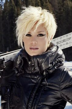 short hairstyles for oval face - Google Search