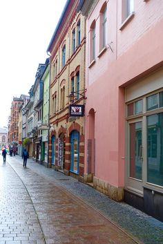 Streifzug durch die Luther- und Wartburgstadt Eisenach in Thüringen.