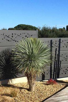 #claustras #bretagne #entrée #alu #aluminium #deco #garden#outdoor #jardinextraordinaire #kostum#kostumbycadiou