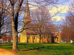 Kenyon College Chapel