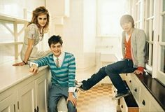 Harry potter cast! Love this pic!!!