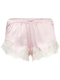 Dolce & Gabbana lace trim French knickers