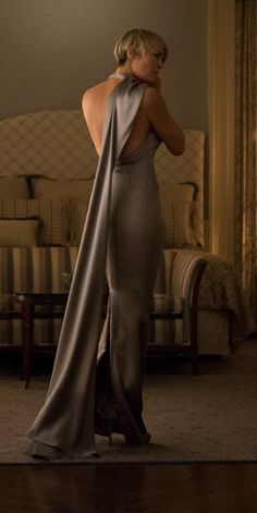 Claire Underwood May Be the Most Stylish First Lady We've Ever Seen