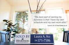 CRAVE Inspiration from Laura A. Ko, Real Estate by LK
