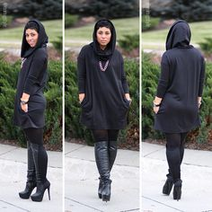 Low Price Fabric: DIY Hooded Tunic Sew-Along w/ Mimi G