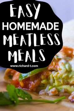 25 AMAZING vegetarian meal ideas! These meatless meals will be loved by you and your family! #MeatlessMeals Vegetarian Lifestyle, Vegetarian Meal, Baked Banana Chips, Damn Delicious Recipes, Butternut Squash Fries, Veggie Fried Rice, Recipe 21, Baked Garlic, Kitchen Recipes