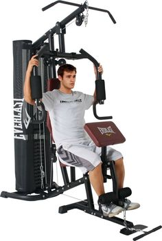 Home Fitness Equipment Multi Gym Workout Station Exercise Training Machine New
