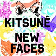 "Antimatter People - ""Mossy Grounds"" / Kitsuné New Faces"