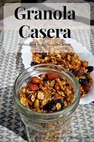 Granola Casera sin Gluten