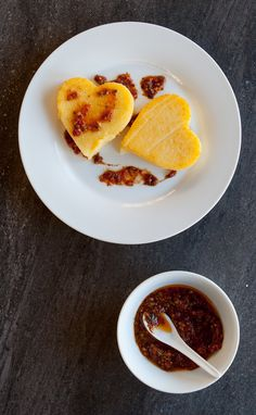 #Epicure Little Italy Polenta Bites