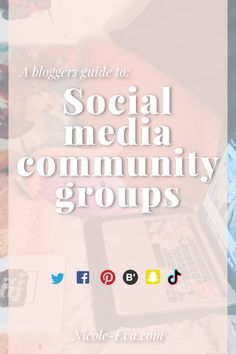 How to use social media to create community as a blogger is a question we have the answer to    #blogger #community #howto #newblogger #guide Creative Hub, Being Used, Lifestyle Blog, Knowledge, Community, Social Media, Goals, This Or That Questions, Feelings