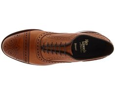 Allen-Edmonds Strand Walnut Calf - Zappos.com Free Shipping BOTH Ways