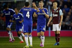 Burnley 1-3 Chelsea: Fabregas steals the show in fantastic comeback! | CHELSEADAFT - A Chelsea Fans Blog