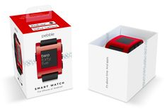 PEBBLE WATCH packaging - Google Search