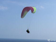 Vuelo en parapente en Uribe, Pais Vasco Paragliding, Countries, Beach